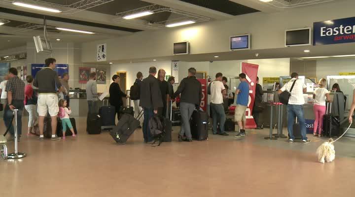 Thumbnail Aéroport de Lorient : 1er bilan après 6 mois de nouvelles lignes