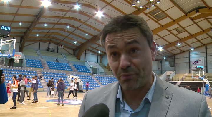 Thumbnail (NM1) Cep lorient basket-ball 82-69 Tarbes-Lourdes : l'analyse