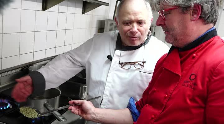Thumbnail Le premier riz breton est passé à la cuisson