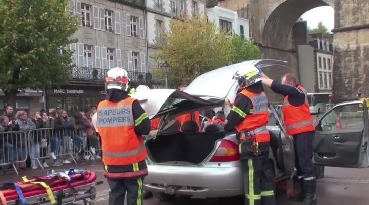 Thumbnail Sécurité routière : lourd bilan et expérimentation en Bretagne