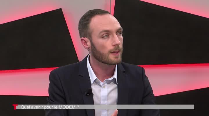 Thumbnail David Guillerm, nouveau président du MoDem 29