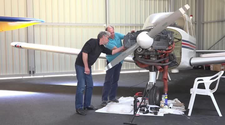 Thumbnail Un centre aérien associatif pour apprendre à piloter