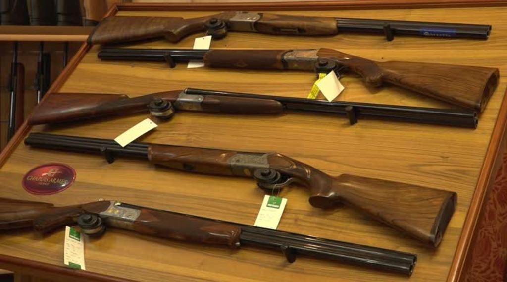 Thumbnail Armes à feux : la Bretagne s'équipe
