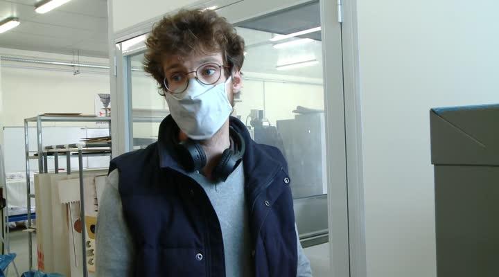 Thumbnail Les Maires s'organisent pour la fourniture de masques