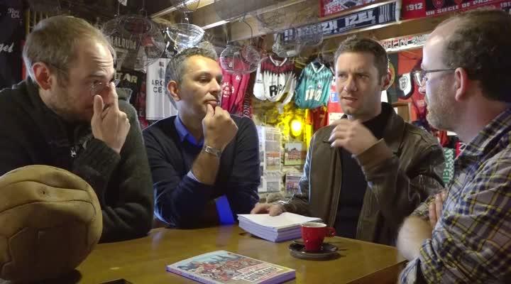 Thumbnail Le manuel du parfait supporter guingampais vient de paraître !