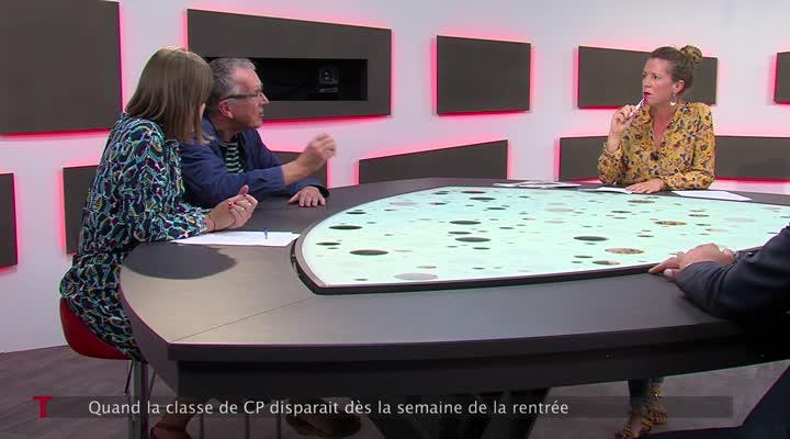 Thumbnail Plouguerneau : la classe de CP disparaît une semaine après la rentrée