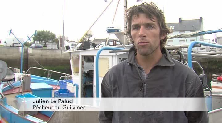 Thumbnail Brouille pêcheur et goémonier dans le sud finistère
