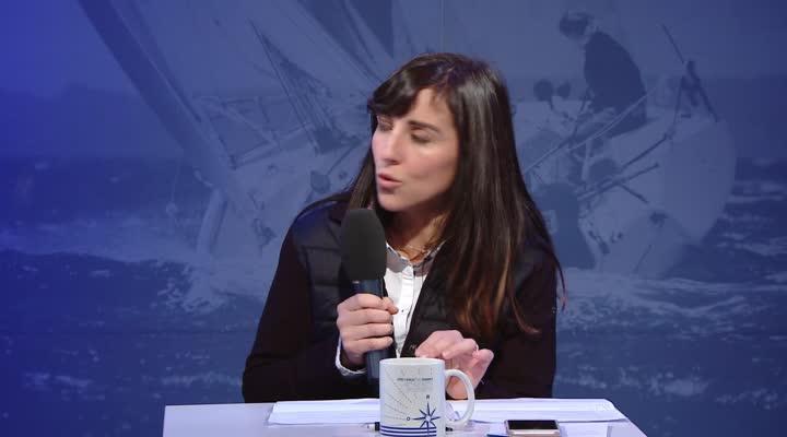 Thumbnail Le Café de la Marine du Télégramme avec Jean-Luc Van Den Heede