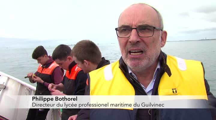 Thumbnail Pêche. Un nouveau BTS maritime au Guilvinec
