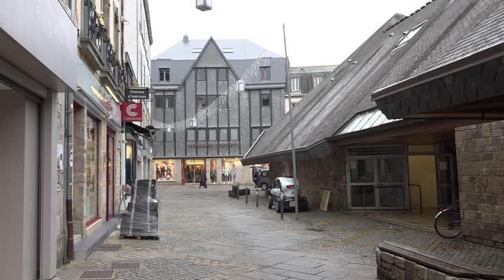 Thumbnail Avenir des Halles de Quimper : Référendum prévu le 3 mars prochain