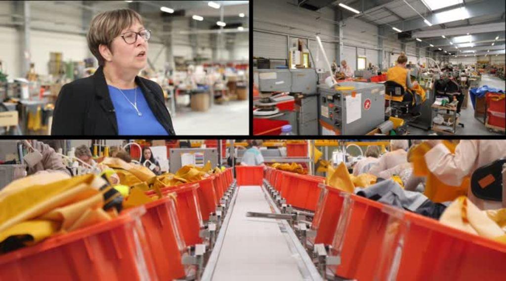 Thumbnail Guy Cotten une nouvelle usine pour conquérir le Monde