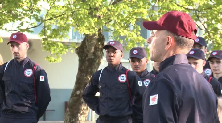 Thumbnail Service National Universel : 97 jeunes dans le Morbihan