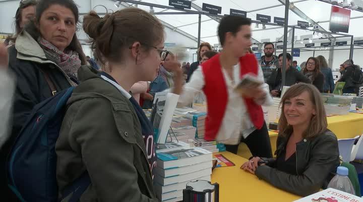 Thumbnail Livr'à Vannes : rencontrer les auteurs