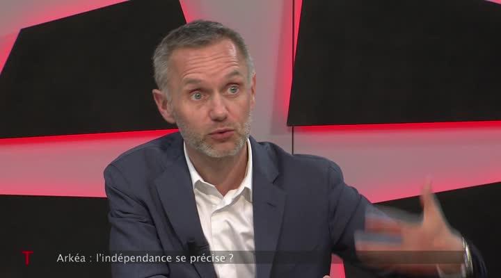 Thumbnail Invité de la rédaction : Ronan Le Moal, directeur général du Crédit Mutuel Arkéa