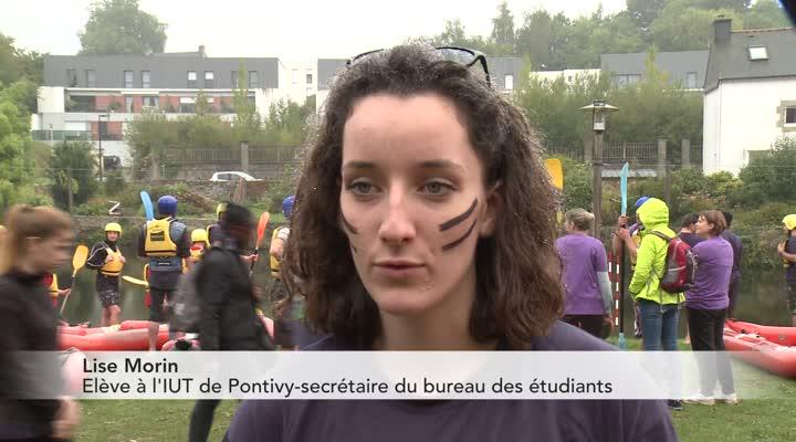 Thumbnail journée d'intégration des étudiants de l'IUT de Lorient et Pontivy