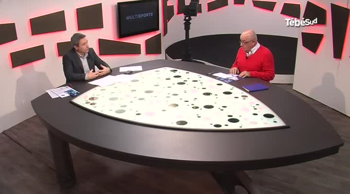 Thumbnail Serge Brunet, Président de la Ligue de Bretagne et Vice-président de la Fédération Française de Natation invité de l'émission Multisports
