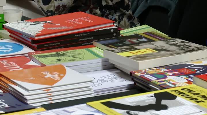 Thumbnail Salon du livre jeunesse de Lorient : des réponses dans les livres !
