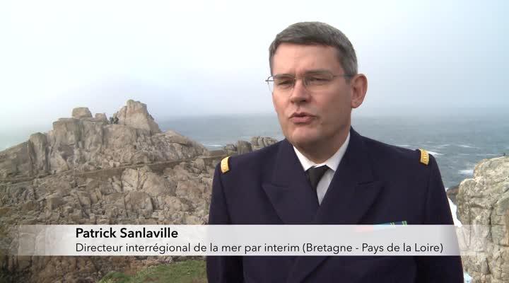 Thumbnail Le phare de Kéréon fête ses 100 ans en pleine mer
