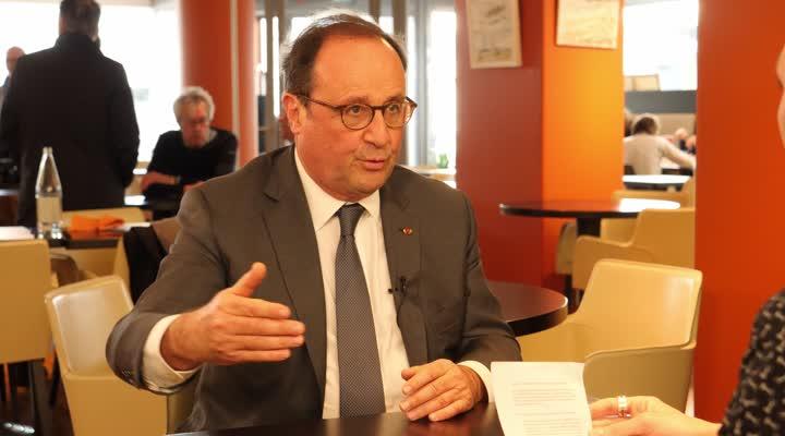 Thumbnail 13 soldats tués au Mali : F. Hollande réagit
