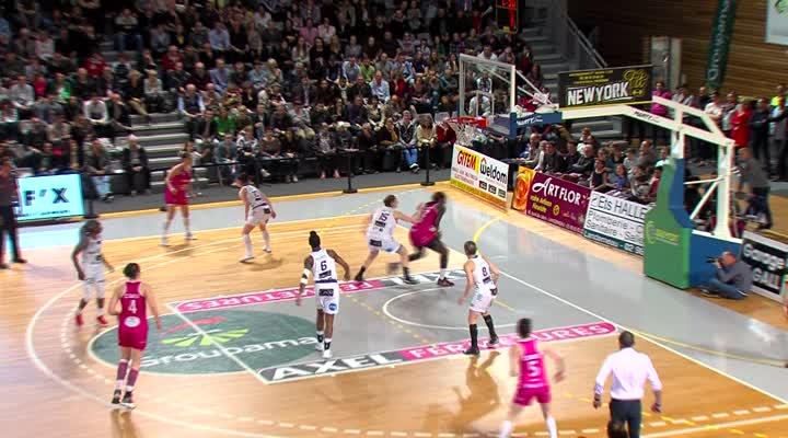 Thumbnail Basket-ball. Landerneau tient sa finale !