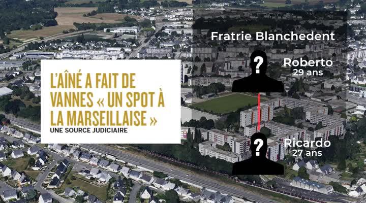 Thumbnail La cartographie des stups à Vannes