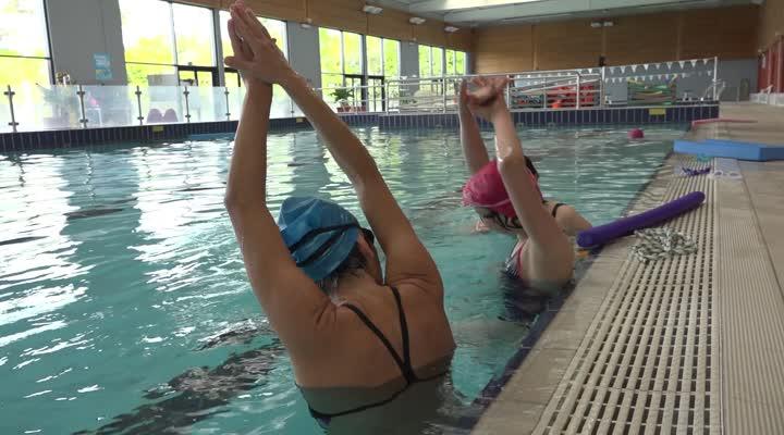 Thumbnail Enfants autistes : une prise en charge spécifique à la piscine de Pont-l'Abbé !