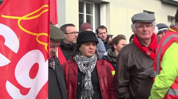 Thumbnail Réforme des retraites : les syndicats mobilisés contre le 49-3