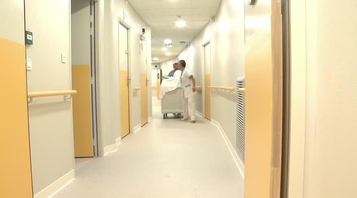 Thumbnail Hôpital de Belle-île : le déménagement s'achève