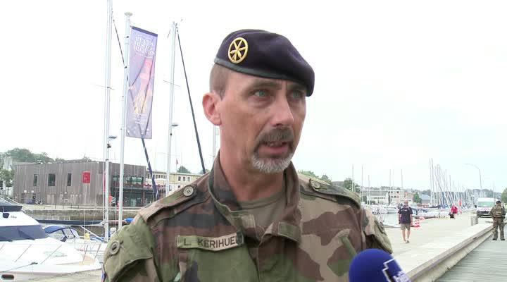 Thumbnail sécurité : l'opération Sentinelle se déploie dans le Morbihan