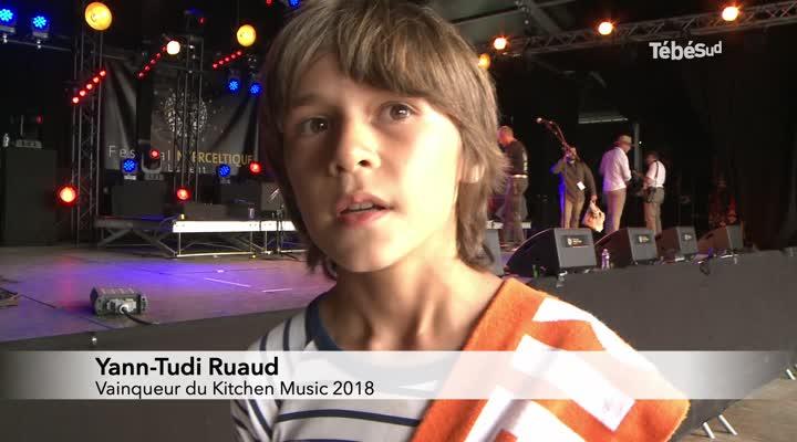 Thumbnail Festival Interceltique : découvrez le vainqueur du Kitchen Music