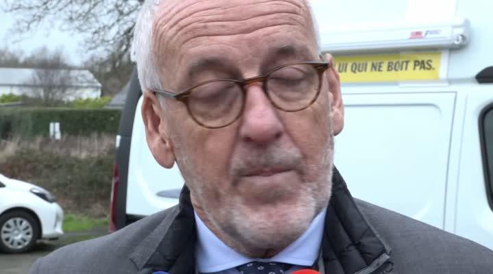 Thumbnail Mortalité routière : les chiffres de 2018 très mauvais dans le Finistère