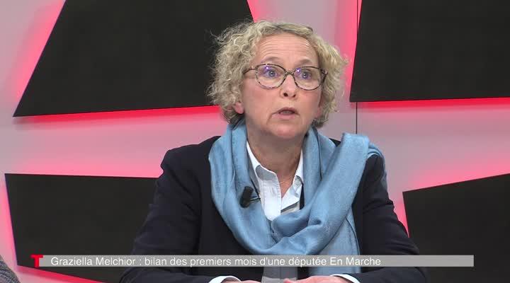 Thumbnail Graziella Melchior, premier bilan d'une députée LREM
