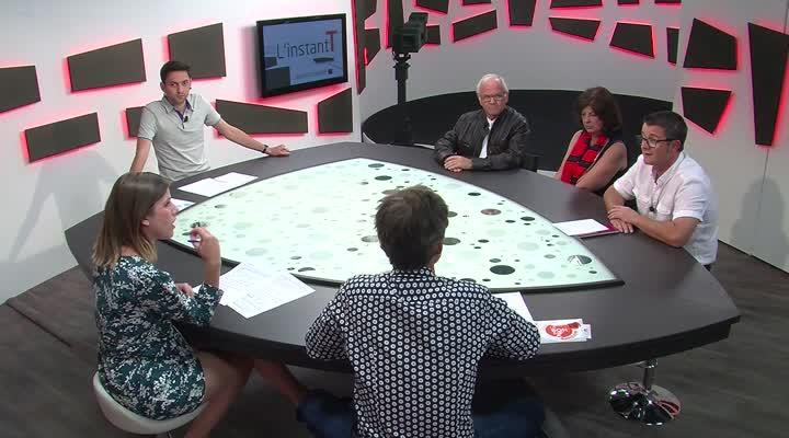 Thumbnail Invité politique : Frédéric Huon, secrétaire général de la CFDT du Finistère