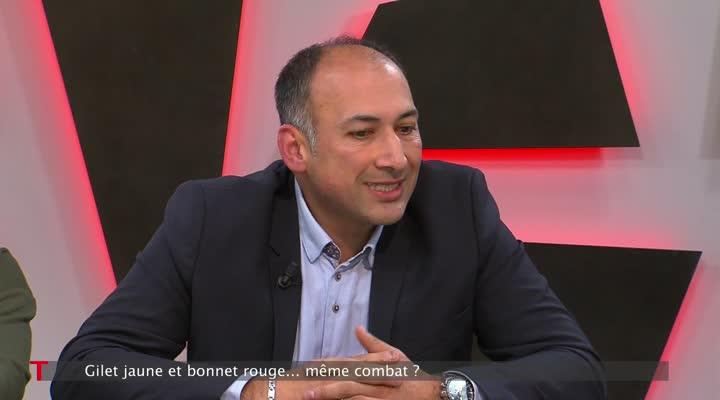 Thumbnail Olivier le Bras, ancien Bonnet Rouge :