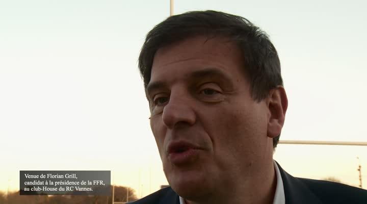 Thumbnail Election à la Fédération Française de rugby - « Le rugby vit au-dessus de ses moyens »
