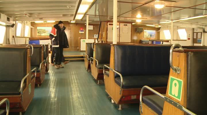 Thumbnail Un ferry aux enchères à Lorient