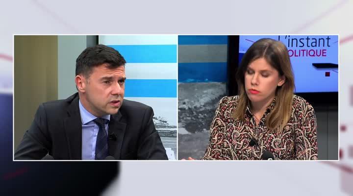 Thumbnail Politique : Yohann Nédéléc, les objectifs du PS du Finistère pour les municipales