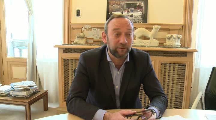 Thumbnail Tags antisémites à Vannes : David Robo réagit