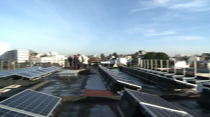 Thumbnail Photovoltaïque : Lorient recourt à l'épargne citoyenne