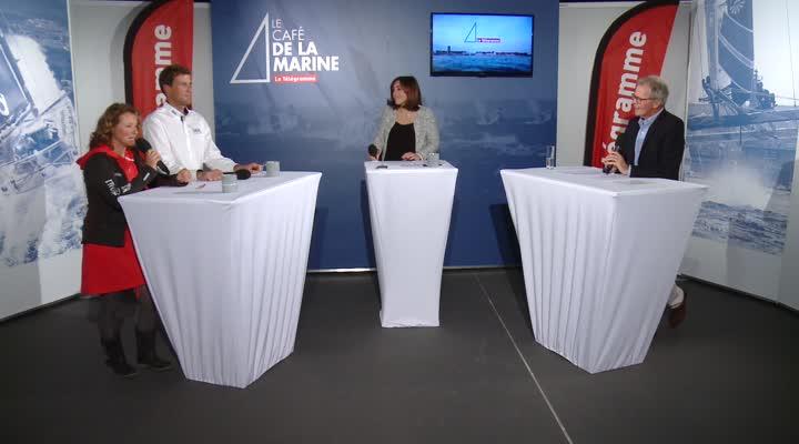 Thumbnail Café de la Marine avec Isabelle Joschke et Paul Meilhat