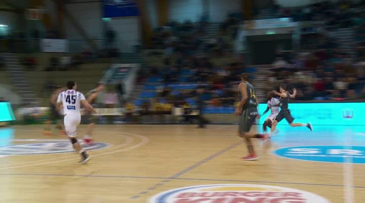 Thumbnail (NM1) Cep Lorient Basket 65 -  67 JSA Bordeaux Métropole Basket
