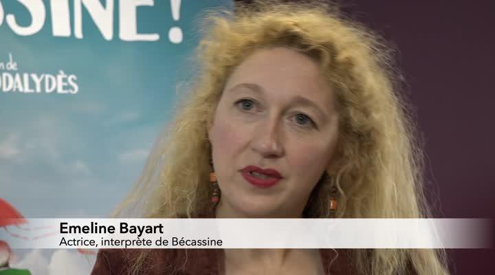 Thumbnail Des indépendantistes bretons hostiles à la diffusion du film Bécassine