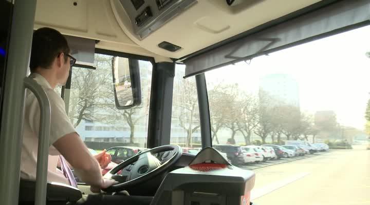 Thumbnail 1 Bus électrique en test actuellement à Lorient