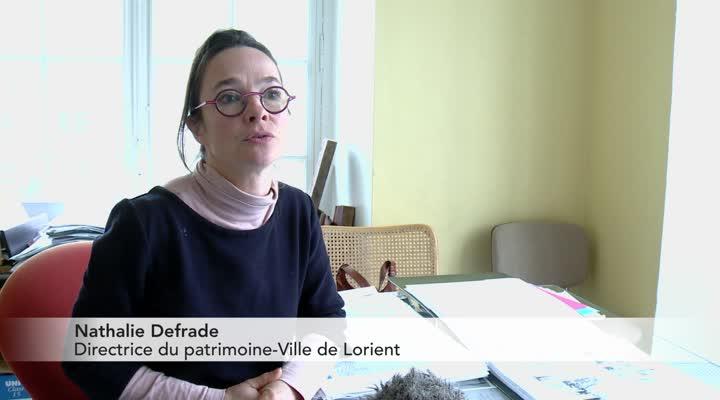 Thumbnail Lorient : la tour de la découverte a perdu sa lanterne