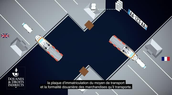 Thumbnail Brexit : les douanes de Roscoff testent le dispositif