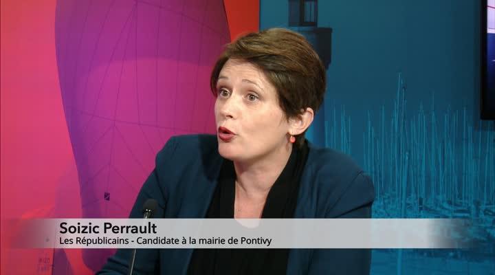Thumbnail L'instant politique avec Soizic Perrault