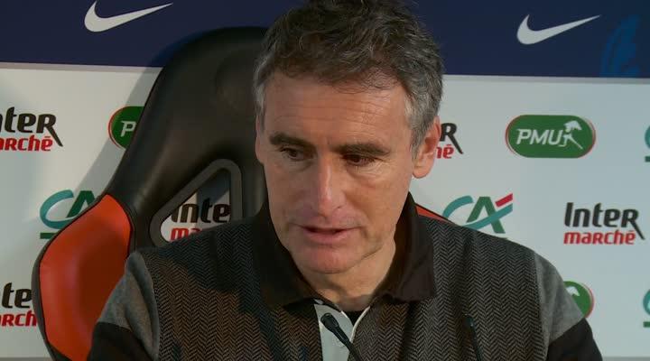Thumbnail Coupe de France 32e : Lorient 2-1 Brest