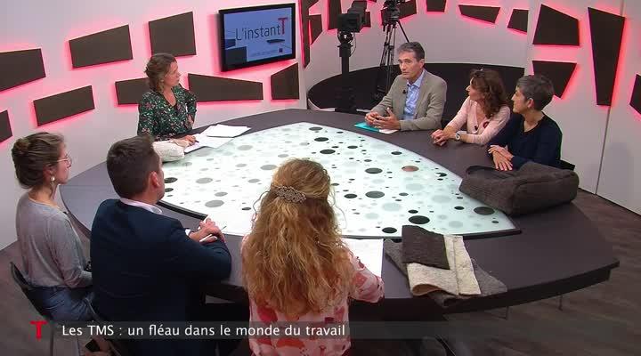 Thumbnail La Bretagne championne de France des Troubles Musculo Squelettiques