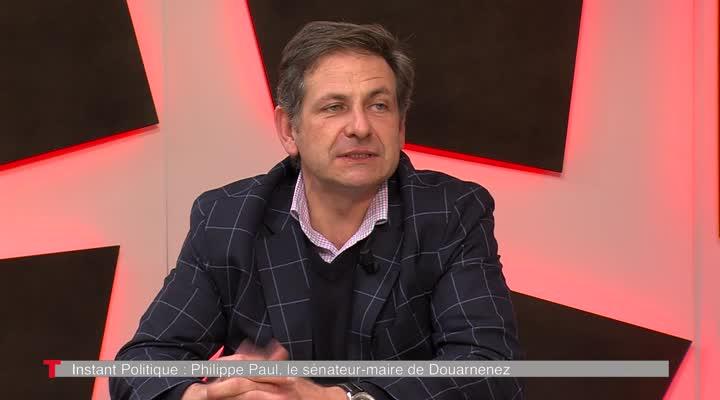 Thumbnail Philippe Paul, maire de Douarnenez et sénateur du finistère sur les primaires à droite