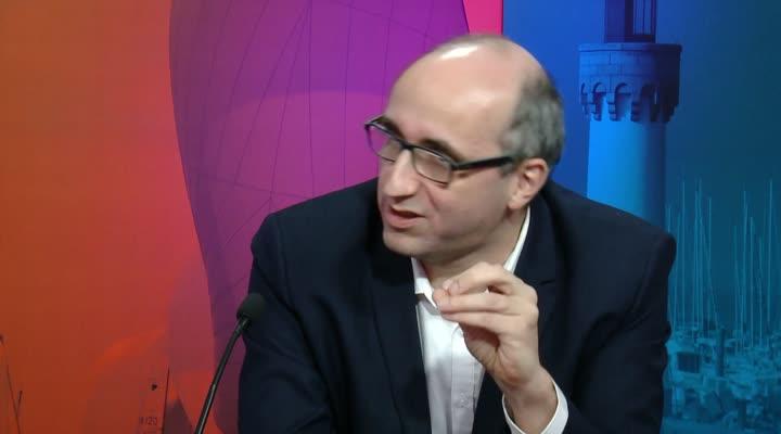 Thumbnail Invité politique : Maxime Picard, 1er fédéral du PS morbihannais